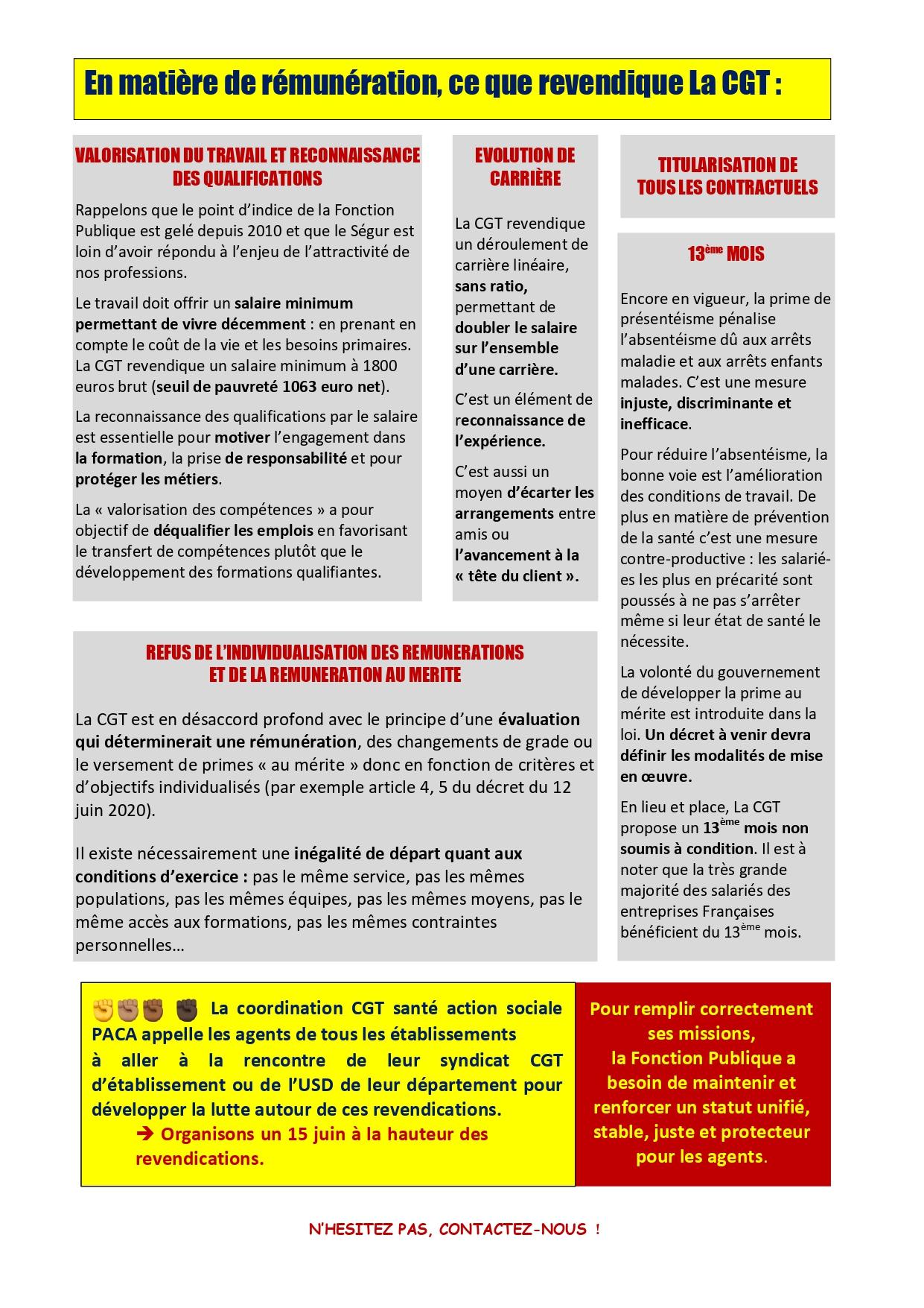 1357. 4 pages LDG CGT Hôpital de Manosque 4 sur 4