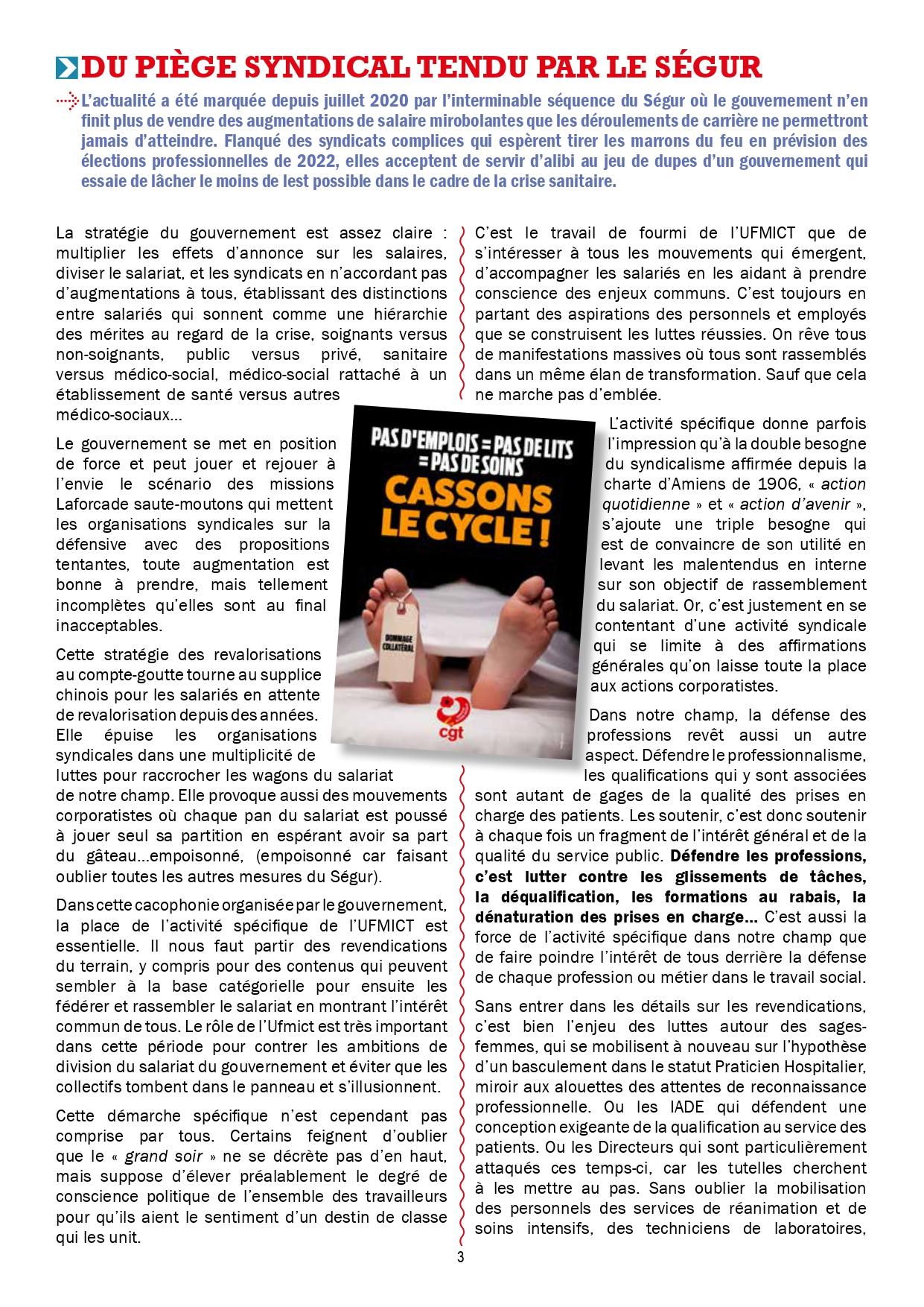 1361. UFMICT CGT Santé Options 667 du 31 mai 2021 (3)