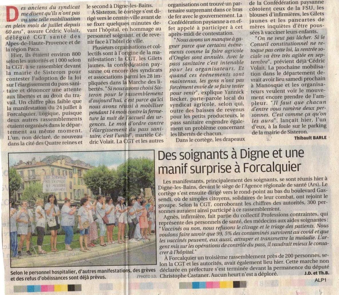 1371. Article La Provence partie 3